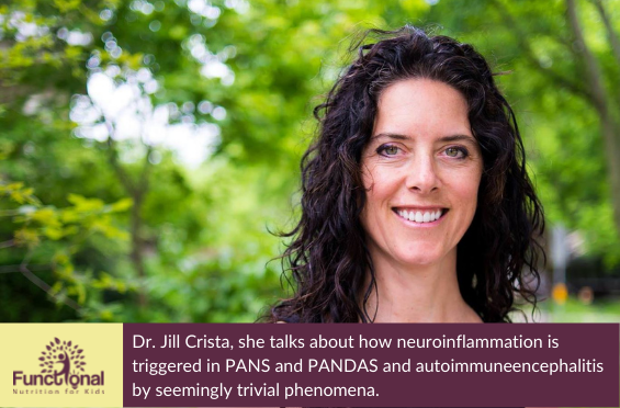 73 Neuroinflammation due to infection – part 2 with Dr. Jill Crista