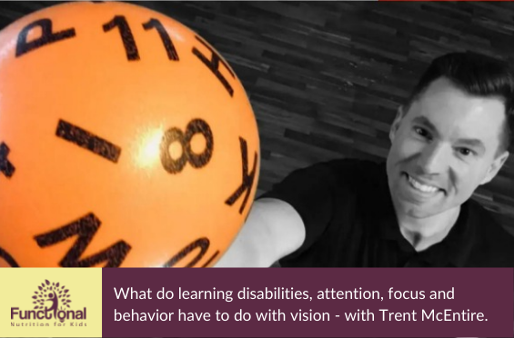 75 Vision and Learning with Trent McEntire
