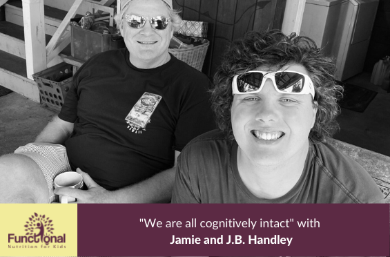 Jamie and J.B.