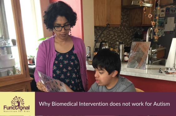 78 Why Biomedical Intervention does not work for Autism